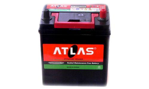 "Аккумулятор  ""ATLAS""   60 а/ч  L 220*165*200  AMF  Обслуж.  /СЕРЫЙ/"