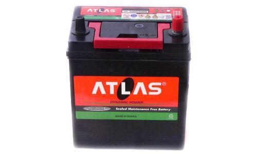 "Аккумулятор  ""ATLAS""   90 а/ч  L 295*165*200  AMF  Обслуж.  /СЕРЫЙ/"