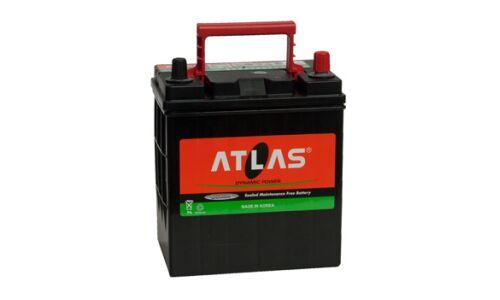 Аккумулятор Atlas 42B19L, 38Ач, CCA 350А, необслуживаемый