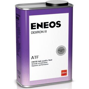 Масло трансмиссионное  Eneos  АTF Dexron-III  1л