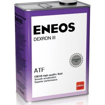 Масло трансмиссионное  Eneos  АTF Dexron-III  4л