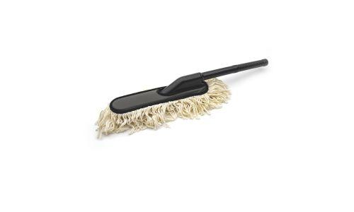 Щетка для Сбора пыли и Полировки   в пласт.Футляре,  9х34см  Средняя