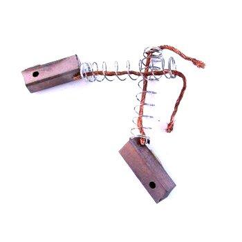 """Щетки генератора """"FCC"""" 6х7х20mm, к-т2шт (тоже FJ-324)  (1/20)"""