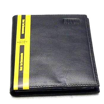 Бумажник водителя 6 карманов (д/пасп.),уменьш.р-р (кожа анилин-люкс)