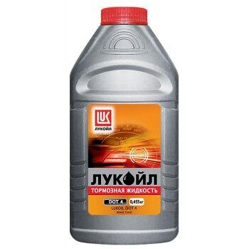 Торм. жидкость Лукойл DOT-4   0,455кг