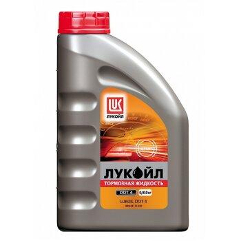 Торм. жидкость Лукойл DOT-4   0,910кг
