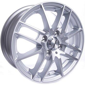 Автодиск R16 LZ593 16*6.5J/4-100/60.1/+45 SILVER