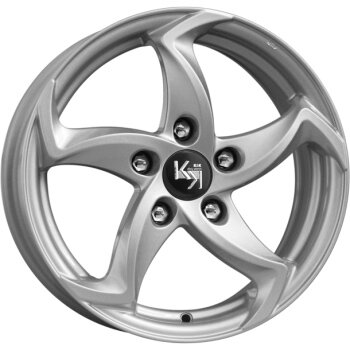 Автодиск R15 K&K Ландау 15*6.5J/5-100/67.1/+40 Сильвер (КС525-01)