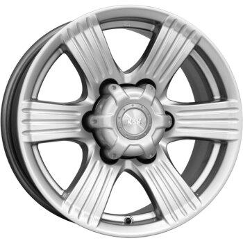 Автодиск R16 K&K Невада 16*8J/6-139.7/111.6/+0 Блэк платинум (КС526-06)