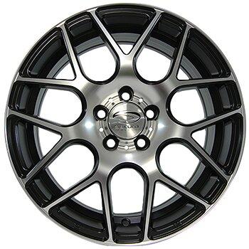 Автодиск R16 Sakura Wheels 181 16*6.5J/5-100/73.1/+48 B-P/M5
