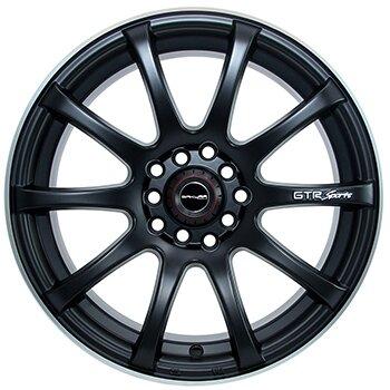 Автодиск R16 Sakura Wheels 355A 16*7J/10-100, 114.3/73.1/+35 B-LP-Z/M7