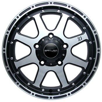 Автодиск R16 Sakura Wheels 170B 16*5.5J/5-139.7/110.5/+20 B-LP/M7