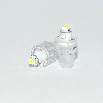 """Лампы светодиодные """"DSIGN"""" Т4,2, 1 светодиод, белый, к-т 2 шт. XT04-0001"""