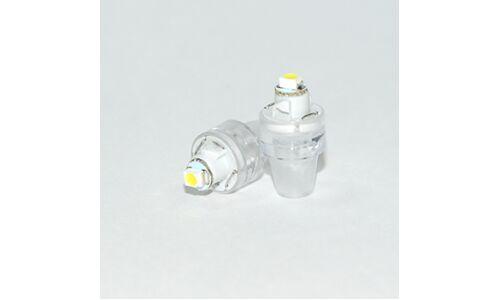 Лампы светодиодные 'DSIGN' Т4,2, 1 светодиод, белый, к-т 2 шт. XT04-0001