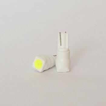 """Лампы светодиодные """"DSIGN"""" Т5, 1 светодиод, белый к-т 2 шт. XT05-0003W"""