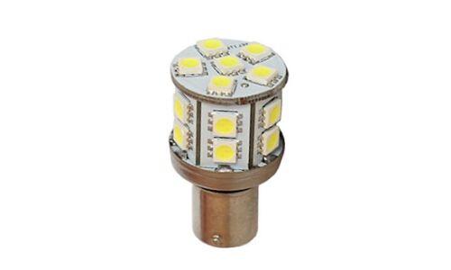 Лампа светодиодная 'DSIGN' S25, 18 светодиодов, одноконтактная, белый XT25-1603