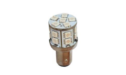 Лампа светодиодная 'DSIGN' S25, 18 светодиодов, двухконтактная, красный XT25-1703R