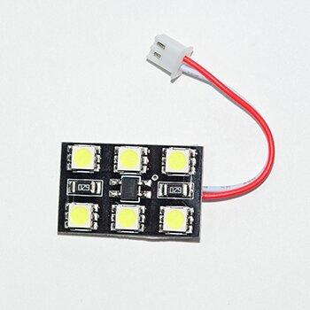 "Лампа светодиодная ""DSIGN"" 6 светодиодов, 38х18 мм XT11-0019W"