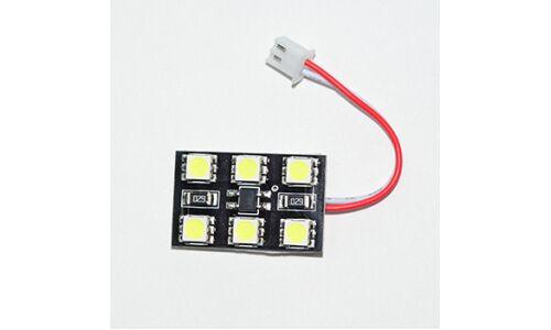 Лампа светодиодная 'DSIGN' 6 светодиодов, 38х18 мм XT11-0019W