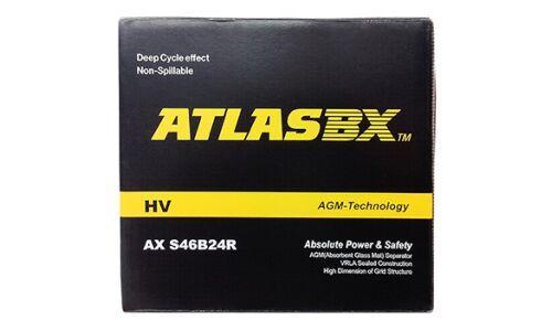 "Аккумулятор  ""ATLAS"" AX S46B24R (TOYOTA PRIUS)"