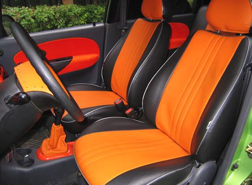 Чехол для сиденья авто своими руками