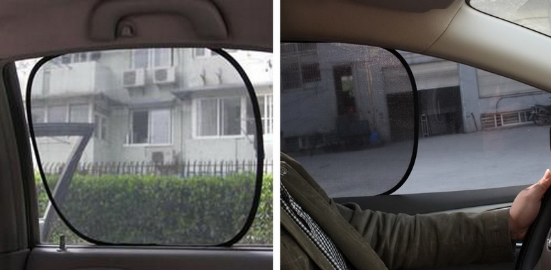 Автомобильные шторки