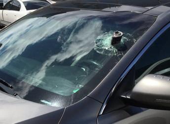 Аэрозоли нельзя оставлять в машине в жару