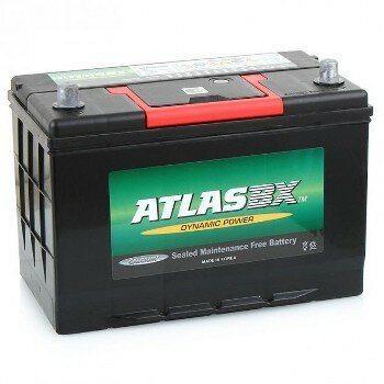 "Аккумулятор ""ATLAS""  UMF 115D26L"
