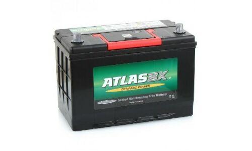 Аккумулятор Atlas 115D26R, 85Ач, CCA 750А, необслуживаемый