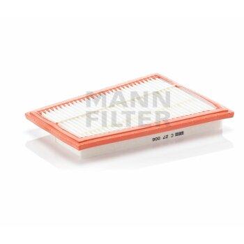 Воздушный фильтр MANN-FILTER